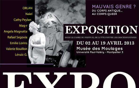 Lénaïc G. expose à Montpellier !